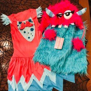 Halloween costume - mischief monster